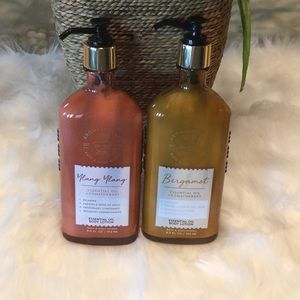Bath and Body Works Retired Lotions